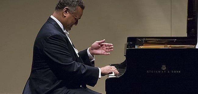 Andre Watts, May 18, 2006