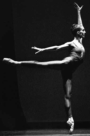 Whelan starred on the biggest stage of all: the New York City Ballet.