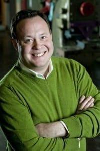 Actor's Express Artistic Director Freddie Ashley.