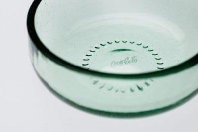Nendo Bottleware, 2012. Photo © The Coca-Cola Company. Diagram courtesy of nendo