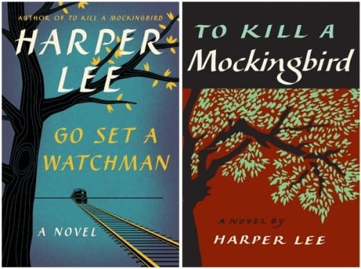 go-set-a-watchman-and-to-kill-a-mockingbird