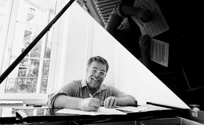 Composer Haddon Kime