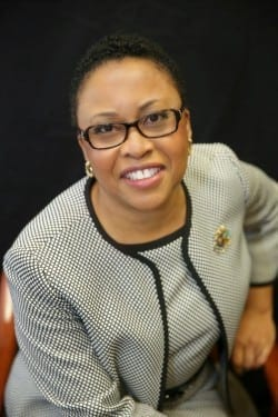 Grace Stanislaus, NBAF's new executive director