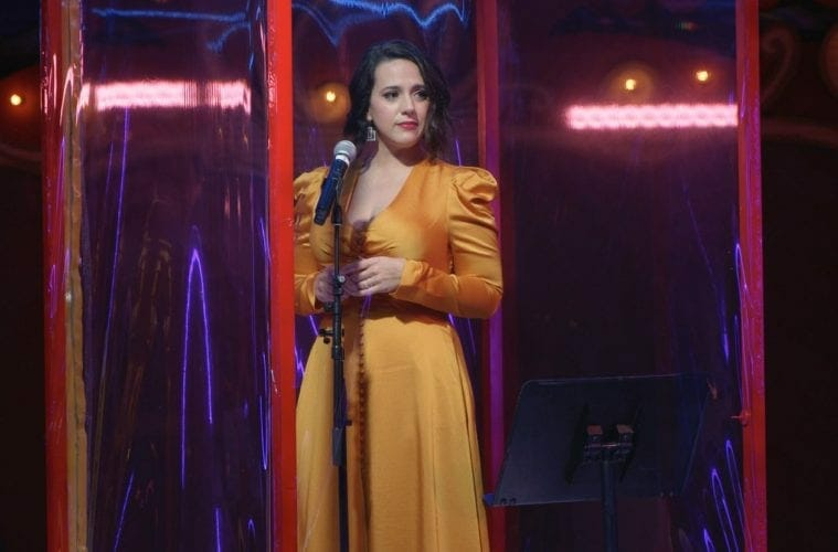 The Atlanta Opera singer Daniela Mack.