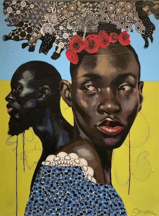 Charly Palmer Mason Fine Art March 2021