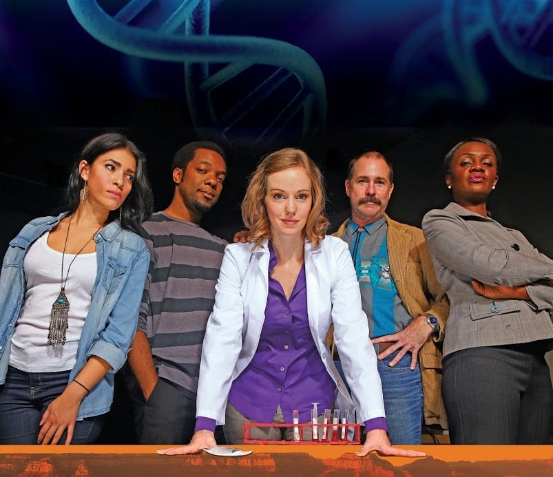 Informed Consent delves into DNA, white privilege and the power of love.