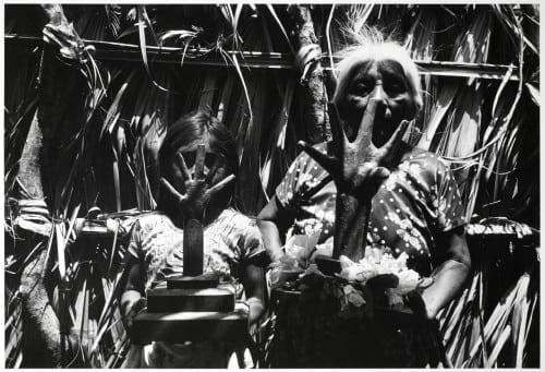 Graciela Iturbide:  Powerful Hands, 1988.