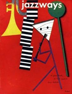 Cover of Jazzways magazine.