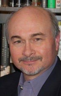 Author Jim Auchmutey