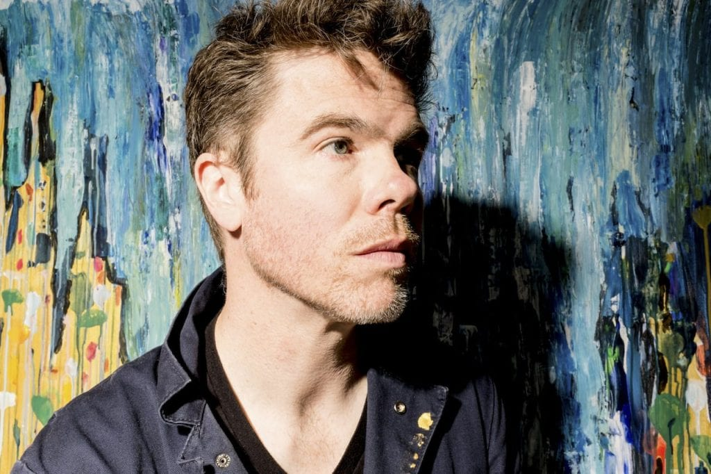 Singer-songwriter Josh Ritter has built a devoted following in Atlanta. (Photo by Laura Wilson)