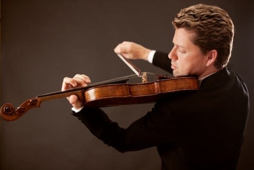 Julian Rachlin is the guest violinist in Atlanta Symphony Orchestra concerts of music by Barber, Prokofiev and Tchaikovsky.