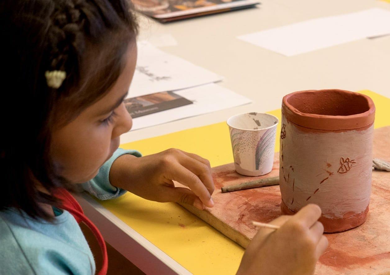 Artful Escape for kids include online art classes