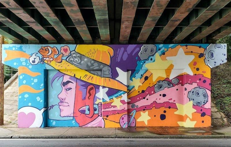 street art april 2021