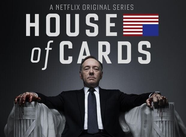 Beal's music score is a key element of the Netflix series House of Cards.