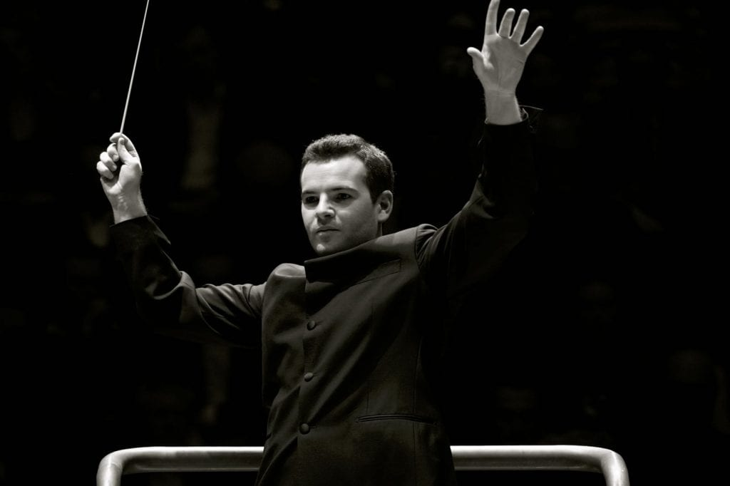 Bringuier made his second appearance with the ASO.