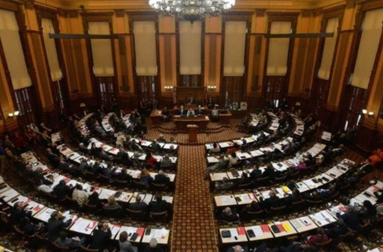 Georgians for the Arts will lobby the state legislature.
