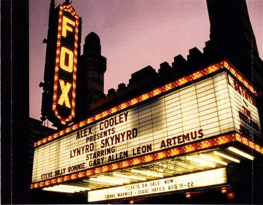 Cooley helped bring Lynyrd Skynyrd to prominence and led the fight to save the Fox Theatre.