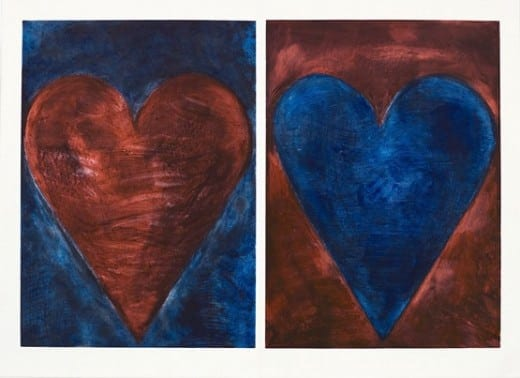 "Jim Dine: ""Magnets"""
