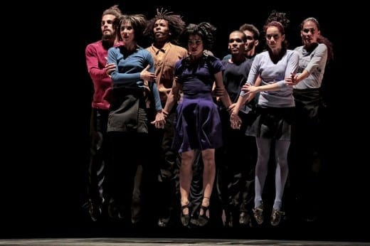 Cuba's Malpaso Dance Company will appear at NBAF on September 19.