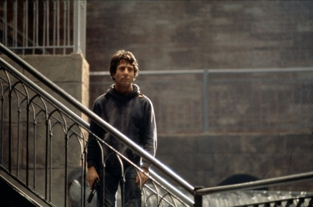 Marathon Man (starring Dustin Hoffman) will be screened for its 40th anniversary.