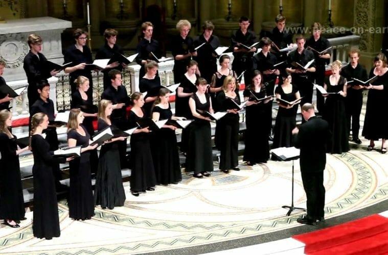 The Choir of Trinity College Cambridge