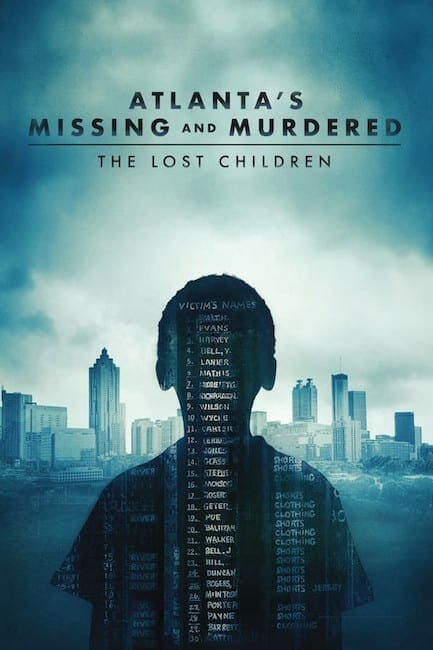 """Atlanta's Missing and Murdered"" poster"