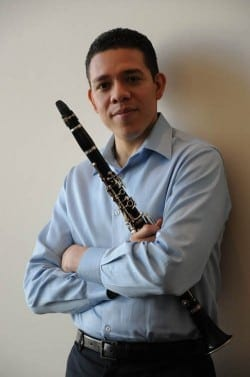 ASO clarinetist Alcides Rodriguez has taken a position with the New York Philarmonic.