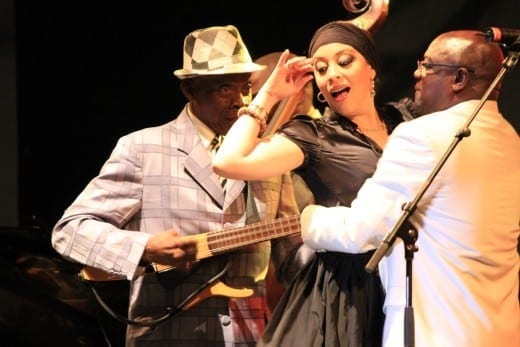 Orquestra Buena Visia Social Club will perform at the Rialto.