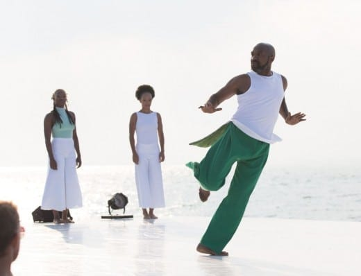 Evidence, Ronald K. Brown's dance company, will perform at NBAF.