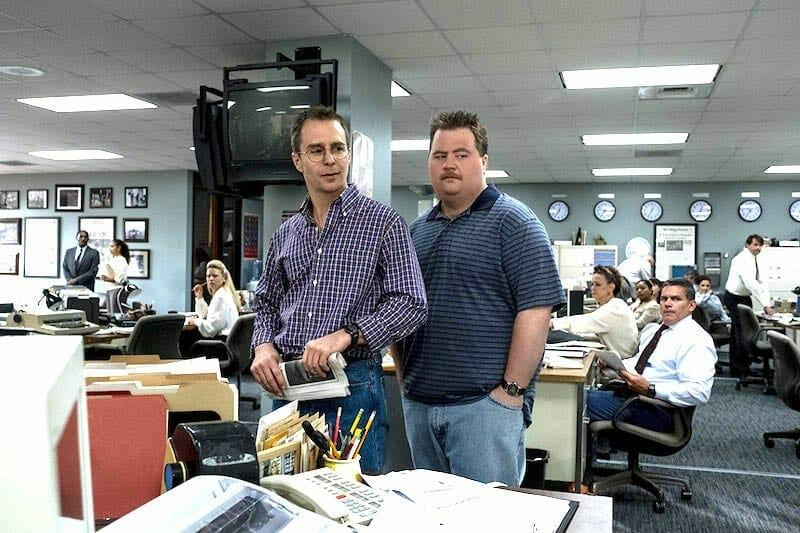 "AJC newsroom in ""Richard Jewell"""