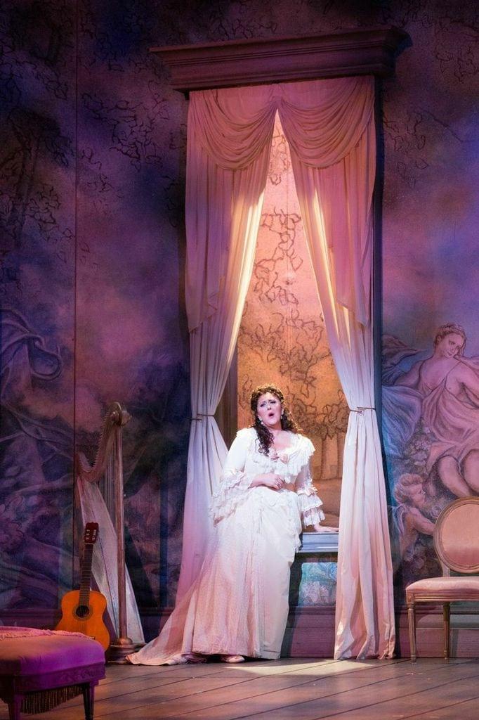 """Katie Van Kooten as """"The Countess."""""""