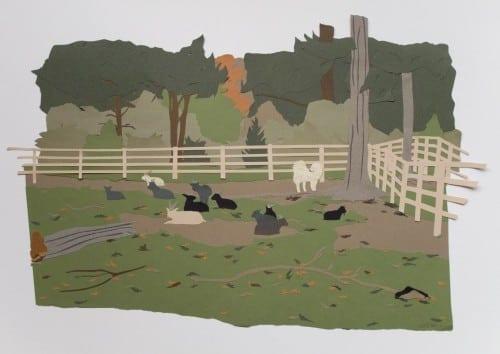 """Ashley Schick:""""On the Farm: Protector"""""""
