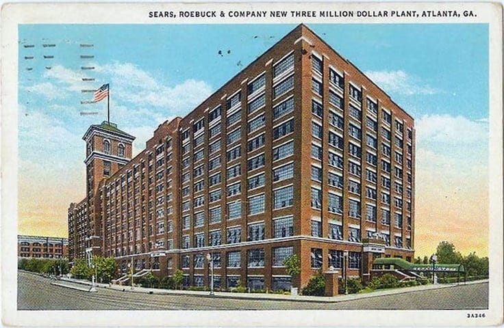 Sears, Roebuck & Co. building, now Ponce City Market