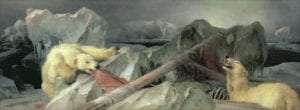 Sir Edwin Landseer: Man Proposes God Disposes