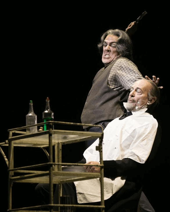 """The Atlanta Opera stages a gruesomely fun """"Sweeney Todd"""""""