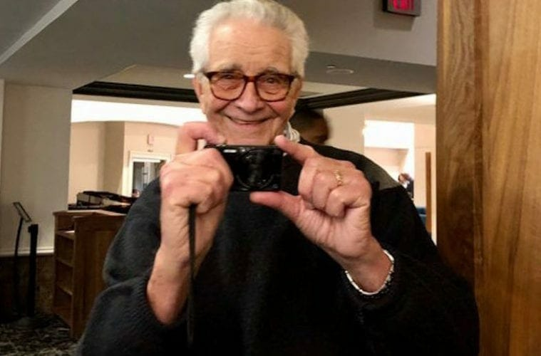 Alan Stiefel in retirement
