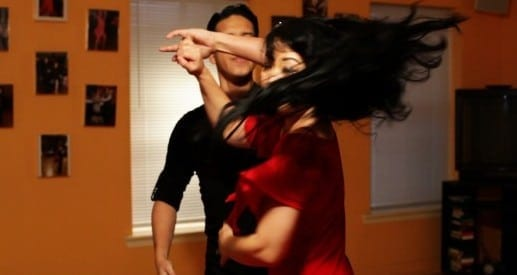 Jean Kwok draws from her experience as a professional ballroom dancer in her new novel. (Photo by Montage Productions)