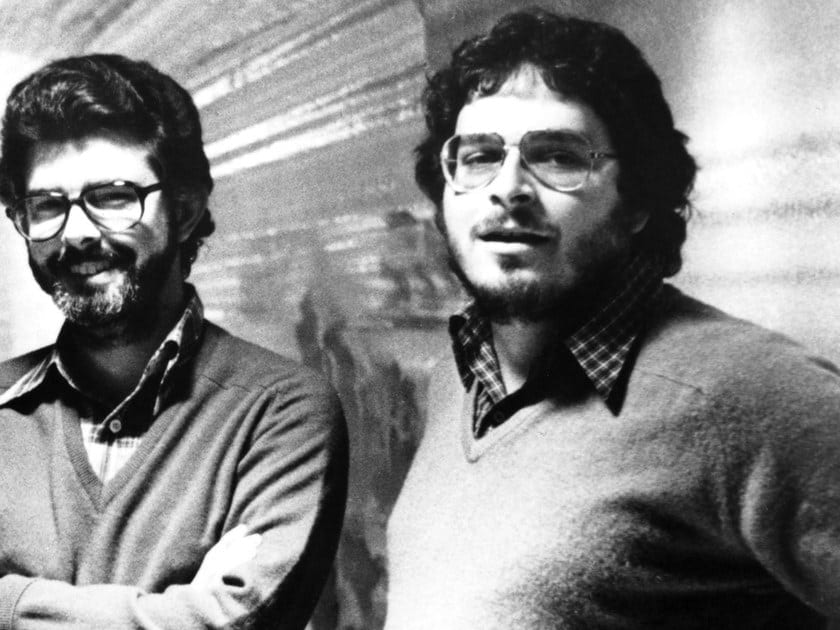 The Empire Strikes Back was Kasdan's first produced screenplay and marked the start of a long association with George Lucas.