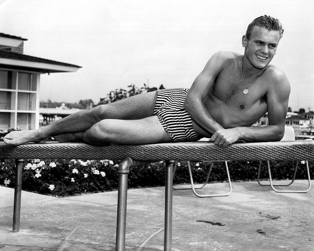 Tab Hunter Confidential focuses on the secret life of the Hollywood star.
