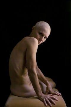 "Constance Thalken: ""Self-Portrait #."""