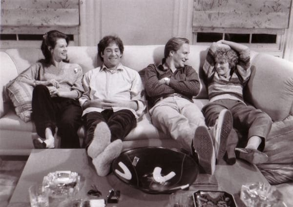 The Big Chill became an iconic film of a generation.