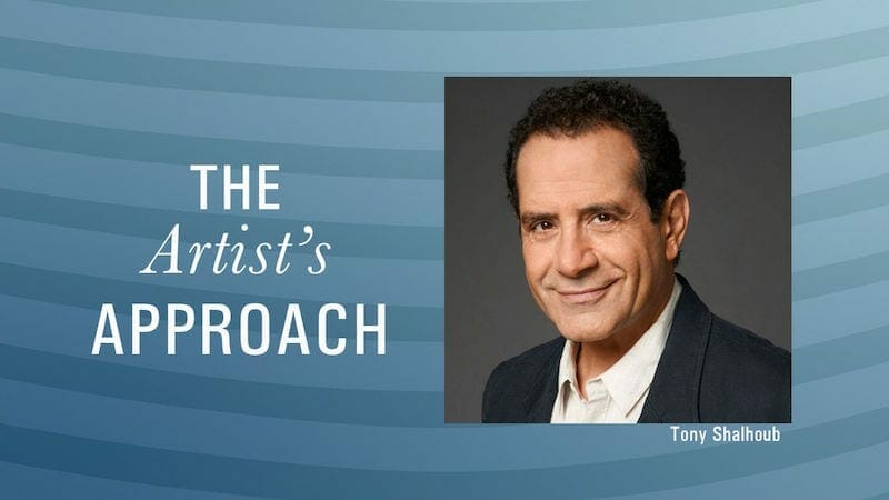 Alliance's Artist's Approach w. Tony Shalhoub
