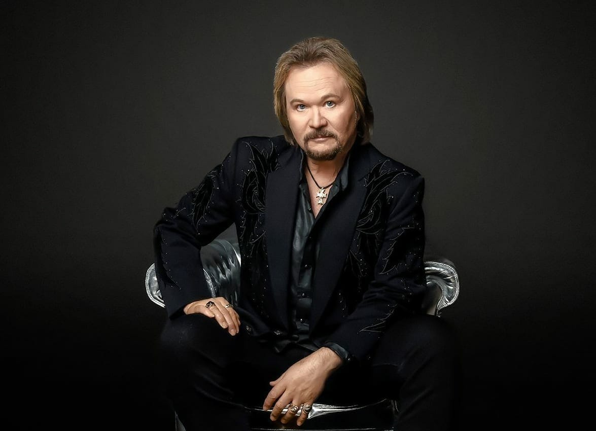 Country Singer Travis Tritt.