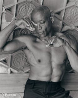 Choreographer Bill T. Jones