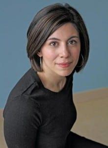 Author Cristina Henriquez. (Photo by Michael Lionstar)