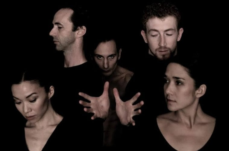 The dancers of Terminus Modern Ballet Theatre.