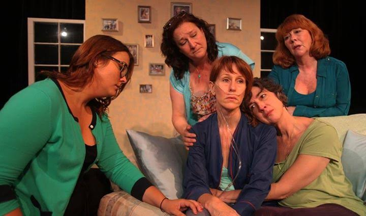 Karla Jennings' Ravens and Seagulls premiered at the 2014 Essential Theatre Festival and was nominated for a Suzi Bass Award for Outstanding World Premiere Production.