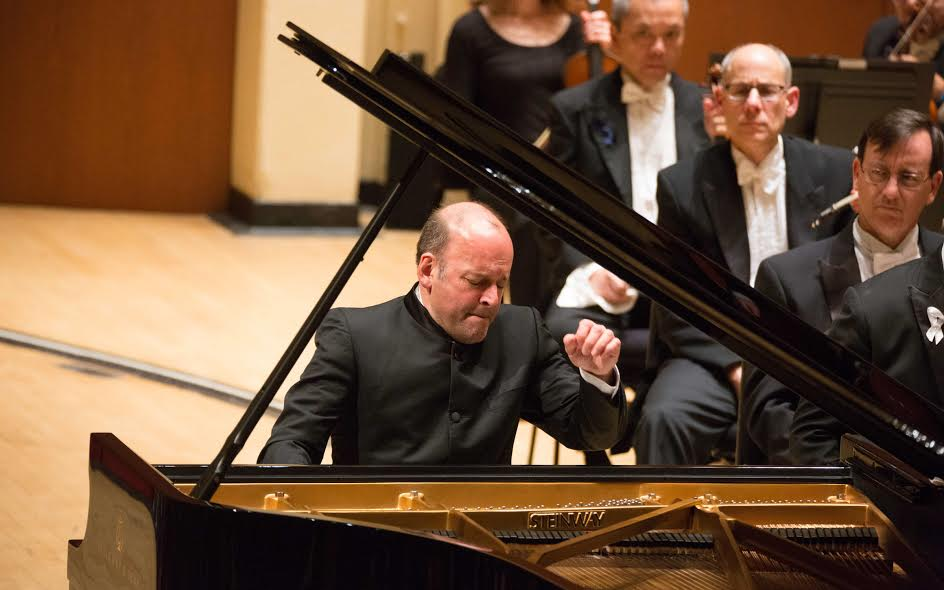 Guest pianist Louis Lortie will also join the symphony at the Savannah Music Festival.
