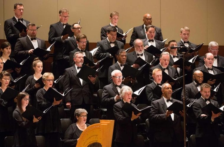 Aso Christmas Gospel Choir Concert Atlanta 2020 Review: ASO celebrates Robert Shaw's choral legacy under baton of