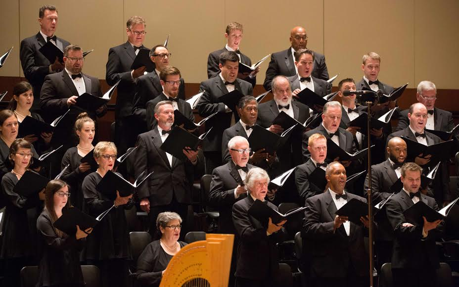 The ASO celebrates the legacy of Robert Shaw. (Photos by Jeff Roffman)